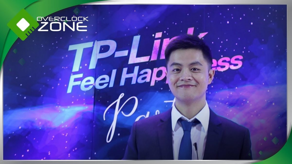 TP-Link : Feel The Happiness Party