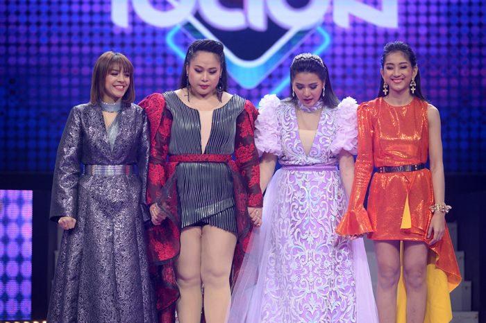 4 สาวลุ้นผลประกาศ