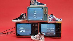 Vans และ Disney ฉลองครบรอบ 90 ปีให้กับ Mickey Mouse ด้วยคอลเลคชั่นสุดเอ็กซ์คลูซีฟ