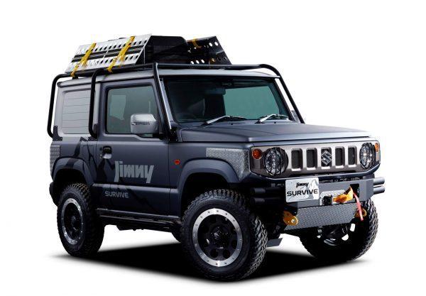 Suzuki Jimmy Survive