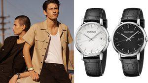 Calvin Klein เผยนาฬิกาคอลเลคชั่นใหม่ ชวนค้นหาไอเท็มคู่ใจ สะท้อนตัวตนที่แตกต่างอย่างมีระดับ