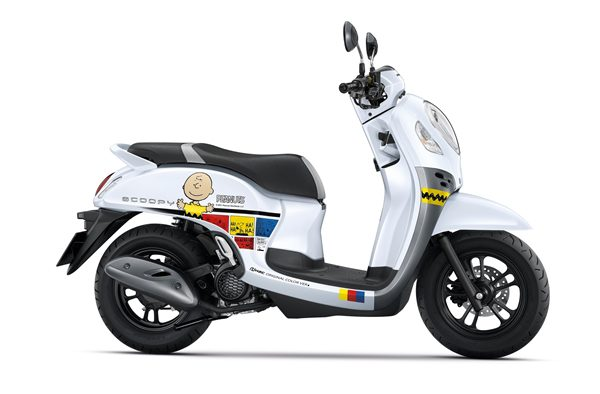 Honda Scoopy Snoopy Limited Edition