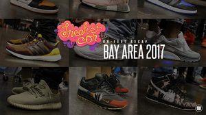 รวมสนีกเกอร์สวยๆ หายาก ภายในงาน Sneaker Con Bay Area 2017