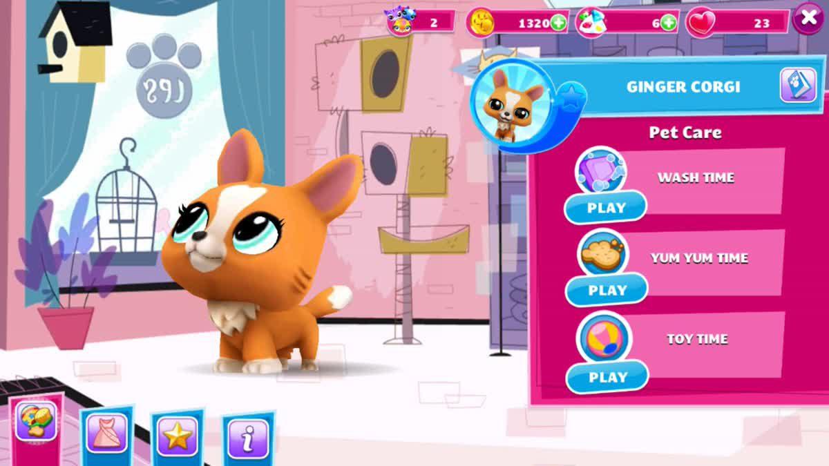 เกมส์ฝึกทักษะอนุบาล Littlest Pet Shop ดาวน์โหลด เล่นฟรี บนมือถือ