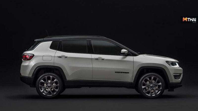 Jeep Compass S เตรียมเปิดตัวที่งาน Geneva Motor Show 2019