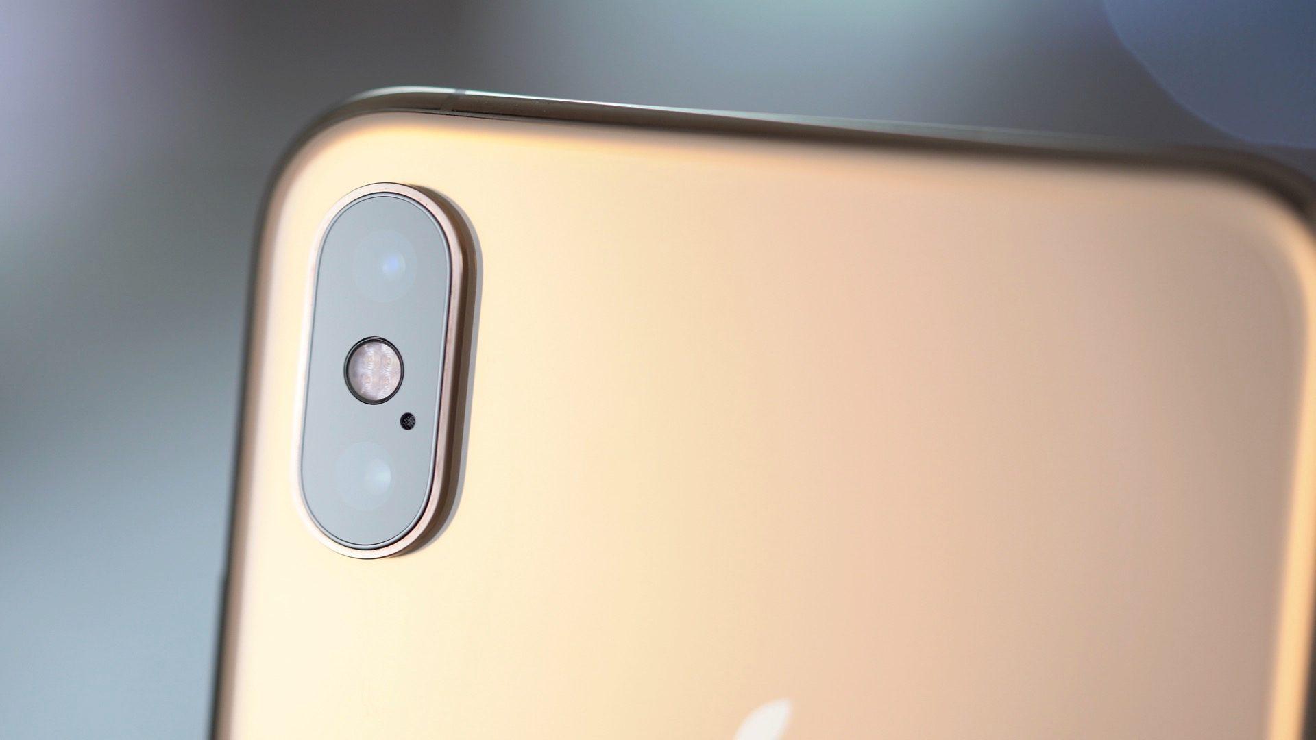 iPhone XS กล้องหลัง