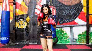 ริกะ อิชิเกะ นักมวยสาวสุดสวยลูกครึ่งไทยญี่ปุ่น ผู้มีรอยยิ้มสวยสังหาร