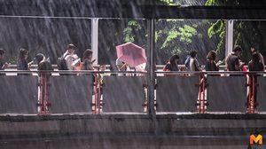 อุตุฯ เตือน ทั่วไทยยังมีฝนฟ้าคะนอง ภาคใต้มีฝนตกหนักบางพื้นที่
