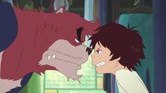 The Boy and the Beast เปิดตัวขึ้นครองแชมป์อันดับ 1Box Office ญี่ปุ่น!!