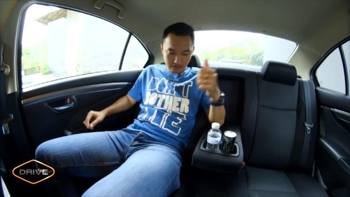 ทดลองขับ 2015 Suzuki Ciaz 1.25L ที่สุดของ บอดี้ - ออพชั่น - คอนโทรล