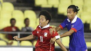 นักบอลหรือนักเลง!รวมจังหวะU-21เสือเหลืองนอกเกมใส่แข้งไทย