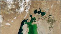 ภาพถ่ายจาก NASA ที่แสดงให้เห็นถึงการเปลี่ยนแปลงอย่างมากของโลกจากอดีตถึงปัจจุบัน