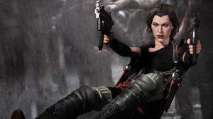 อลิซ เธอมาจนได้ Hot Toys  MMS 139  Resident Evil: Afterlife