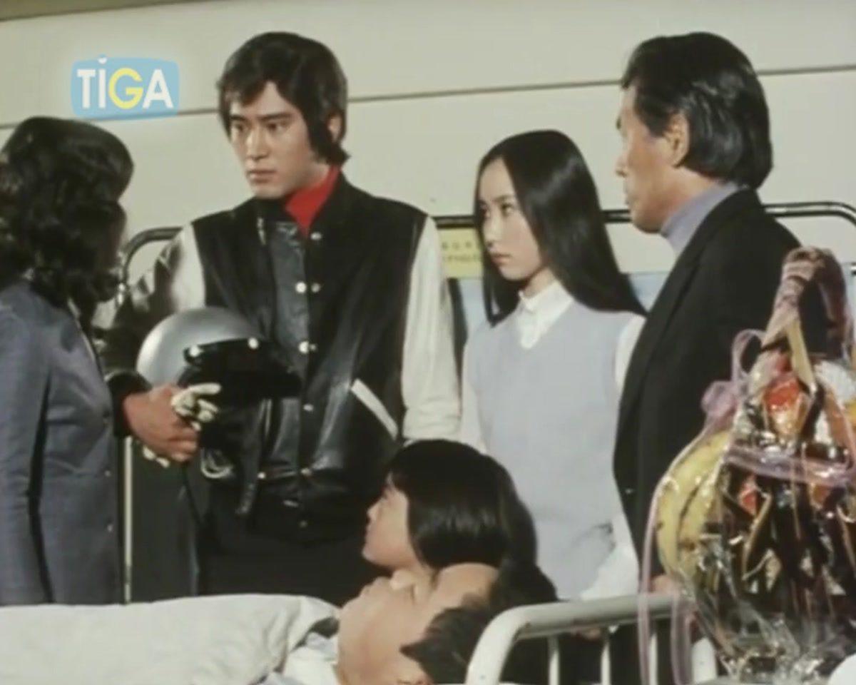 Masked Rider V3 ตอนที่ 6-1