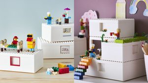 คนเลิฟเลโก้ต้องโดน IKEA x Lego คอลเลคชั่นพิเศษ พร้อมกล่องเก็บดีไซน์Legoโดยเฉพาะ