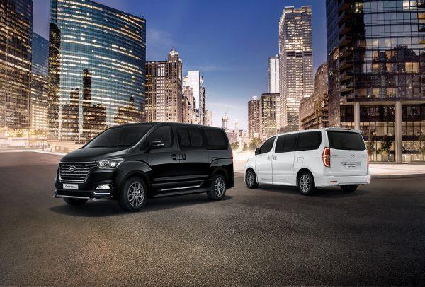 2020 Hyundai H-1 & Grand Starex