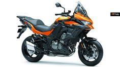 Kawasaki Versys 1000 เปิดให้สั่งจอง ก่อนเปิดตัวที่อินเดียปี 2019