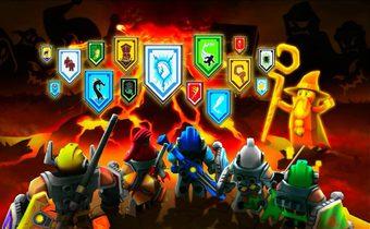 LEGO Nexo Knights มหัศจรรย์อัศวินเลโก้ ปี 2