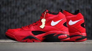 Nike Air Maestro II Trifecta เพื่อยกย่องความยอดเยี่ยมของ Scottie Pippen จากปี 1993