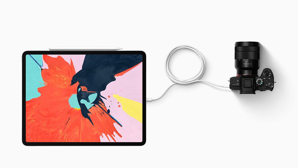 iPad Pro 2018 USB-C