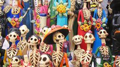 Days of the Dead เทศกาลแห่งความตาย ประเทศเม็กซิโก