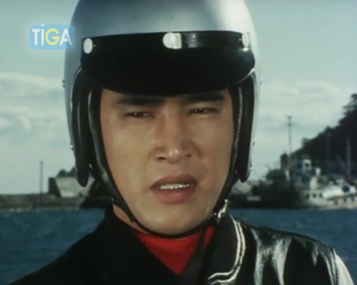 Masked Rider V3 ตอนที่ 4-2