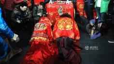 พิธีแต่งงานแบบจีน ดั้งเดิม ขนานแท้ ที่แม้แต่ จีนเองยังต้องมุง