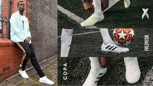 หล่อทั้งในและนอกสนาม! adidas Football อวดโฉมรองเท้าฟุตบอลคอลเลคชั่นใหม่ Virtuso Pack