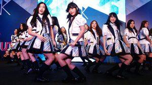 เปิดตัวยิ่งใหญ่!!! 'BNK 48' กับ 16 สาวเซ็นบัตสึ พร้อมโชว์เพลงสุดฮิตส่งตรงจากประเทศญี่ปุ่น