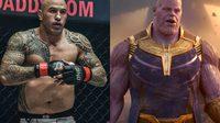 7 นักสู้ คู่เหมือนคาแร็กเตอร์การ์ตูนใน The Avengers