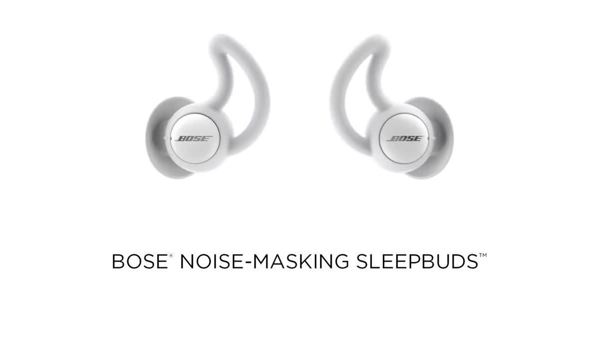 Bose Better Sleep หูฟังช่วยนอน ใช้ตัดเสียงรบกวนช่วยให้หลับสบายขึ้น