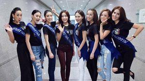 10 นักแสดงสาว สงครามนางงาม ซีซั่น 2