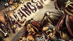 ฮีโร่สายเลือดไทย ยอดมนุษย์แมลงสาบ The Roach Graphic Novel!!