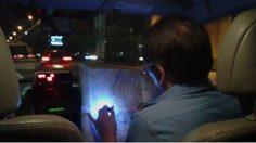 ต้องแชร์ต่อ!! ชื่นชม ลุงแท็กซี่ เปิดแผนที่หาทางกลับ หลังพาผู้โดยสารหลง