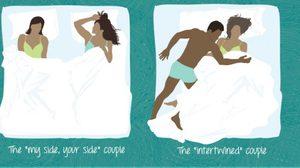 คุณกับแฟนนอนท่าไหน!? ท่านอนคู่รัก บอกความสัมพันธ์ตอนนี้ได้ด้วยนะ เช็คสิ!