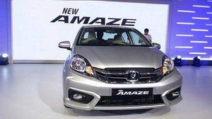 Honda Amaze เจนใหม่ใกล้คลอด พร้อมเปิดตัวปี 2018 แน่นอน