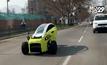 """""""โซกิ"""" รถยนต์ไฟฟ้าขนาดเล็ก"""