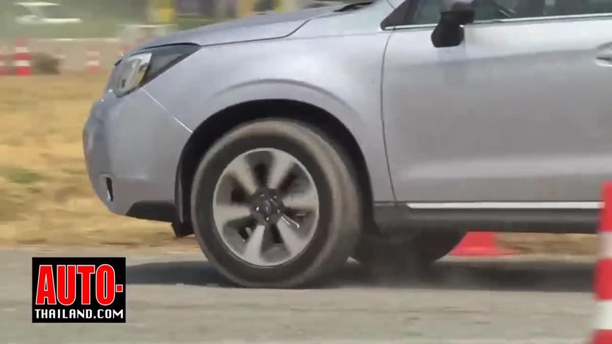 Testdrive New Subaru Forester 2.0i 2016