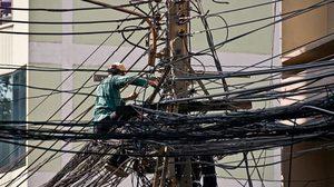 การไฟฟ้านครหลวง(กฟน.) เดินหน้า โครงการสายไฟฟ้าใต้ดินอย่างต่อเนื่อง ล่าสุดเส้นนานาเหนือ