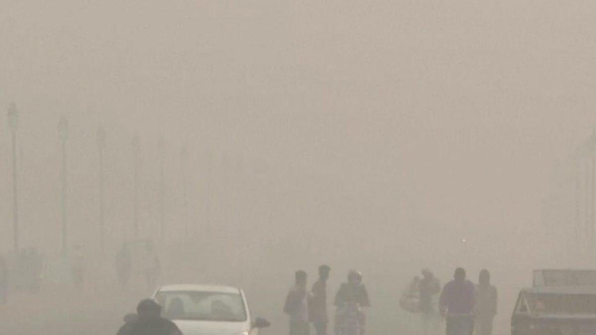 เมืองในอินเดียครองแชมป์คุณภาพอากาศเลวร้ายสุด