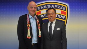 """จานนี่ อินฟานติโน่ ประธานฟีฟ่าถึงไทย เตรียมเข้าพบ """"บิ๊กตู่"""""""