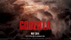 Godzilla Film 2014 ได้ปล่อยคลิปตัวแรกให้ได้ดูกันแล้ว