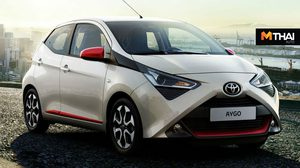 Toyota Aygo X – Trend ราคาน่าคบเริ่มต้นที่ 3แสนปลายเปิดตัวเเล้วที่ UK