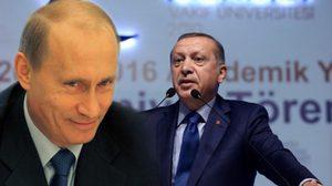 ขอเสียหน้า รักษาเพื่อน!! ผู้นำตุรกีขอโทษ ปมยิงตกเครื่องบินรบรัสเซีย