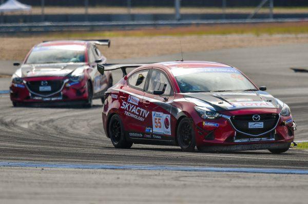 Mazda Motorsport Rcae 09