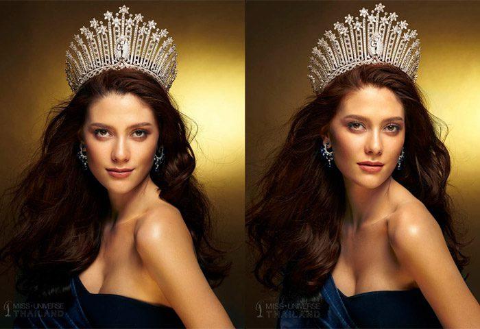 มารีญา พูลเลิศลาภ Miss Universe Thailand 2017