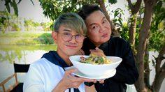 อ.ยิ่งศักดิ์ กูรูอาหาร อวดฝีมือแกงปลาสลิด อร่อยทะลุจอ!!