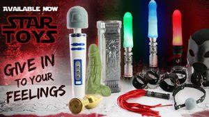 Sex Toys คอลเลคชั่นใหม่ เอาใจสาวก Star Wars ที่อยากขึ้นสวรรค์ชั้นเจ็ด