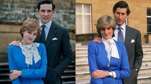 เทียบชุดต่อชุด เจ้าหญิงไดอาน่า เจ้าหญิงแห่งแฟชั่น จากซีรีย์ The Crown's