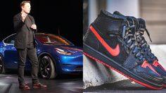 คู่เดียวในโลก!! สนีกเกอร์ Air Jordan 1 งานคัสต้อมที่ทำให้กับมหาเศรษฐี Elon Musk